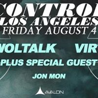 Awoltalk Virtu Special Guest at Control