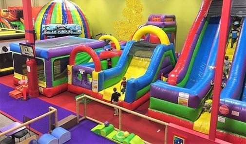 February Half Term -Banbury Indoor Inflatable Play Park
