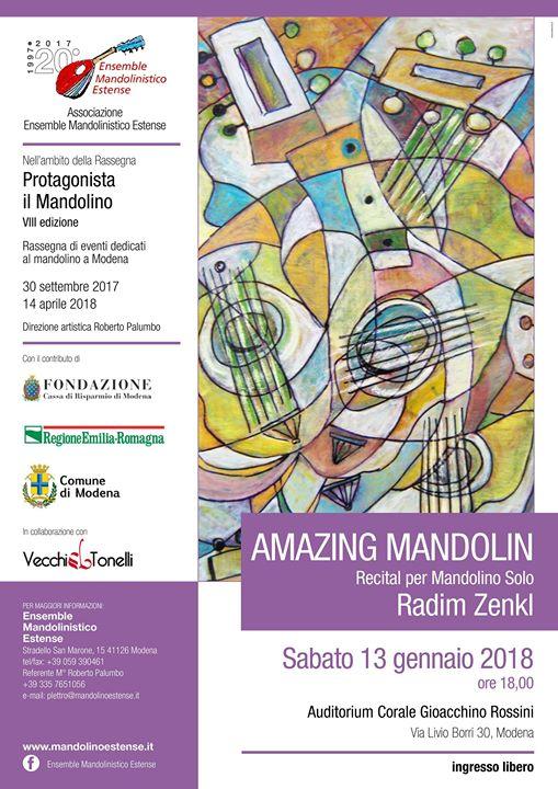 Radim Zenkl - Amazing Mandolin