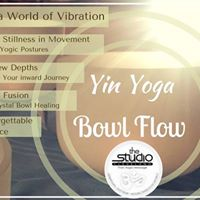 Yin Yoga Bowl Flow