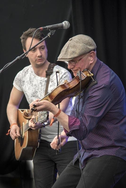 Tom McConville and David Newey in Concert