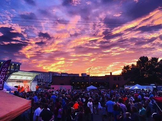 July Downtown Block Party Presented By Vern Eide Honda