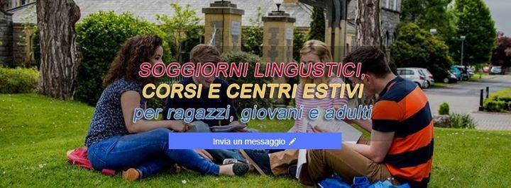 Incontro informativo - Soggiorni Linguistici allestero at Collegio ...
