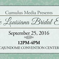 The 2016 Louisiana Bridal Expo | Lafayette