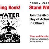 Postponed Ottawa - Stand With Standing Rock