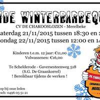 4de winterBBQ De Chakooslozen -zondag