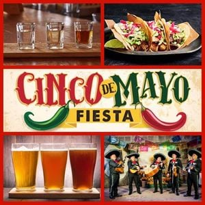 Cinco De Mayo Weekend Fiesta