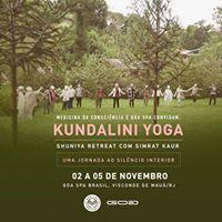 Kundalini Yoga Shuniya Retreat