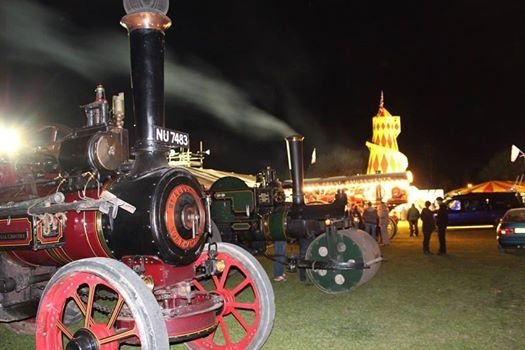 South Molton Steam & Vintage weekend