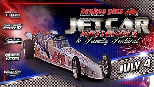 Brakes Plus Jet Car Nationals Family Festival At Bandimere