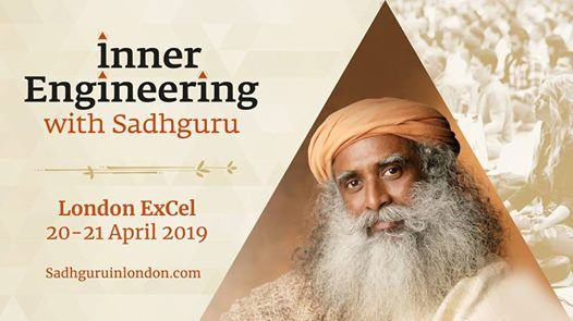 Inner Engineering with Sadhguru in London