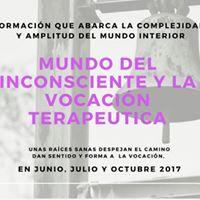 Mundo del INCONSCIENTEy Vocacin Teraputica-Mdulo Inconsciente