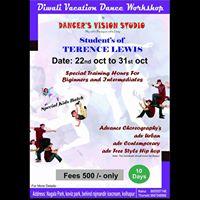 Diwali Vacation Dance Workshop