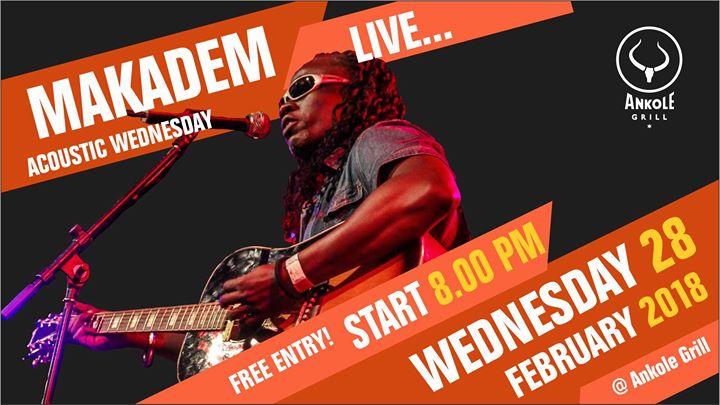 Ankole Acoustic Wednesday with Makadem