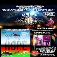 A New Hope Charity Event