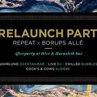 Prelaunch Party x Borups All