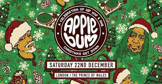 Applebum  London  Christmas Get Down