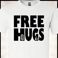 Free Hugs at the Oakdale Mall
