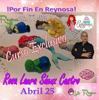 Curso de Modelado de Bebes por Rosa Laura Saenz Castro