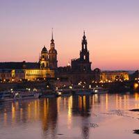 Internationales Wochenende in Dresden