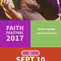 Faith Festival 2017