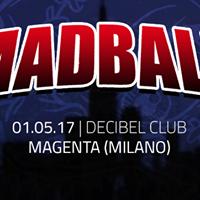 Madball live at  Decibel Club  Magenta (Milano)