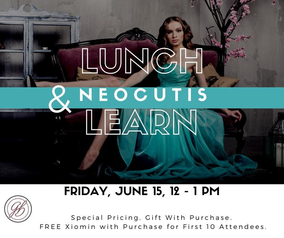 NEOCUTIS Lunch and Learn
