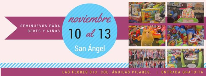 90974968dcf Bazar Seminuevos para Bebés at Jardin De Eventos Las Flores