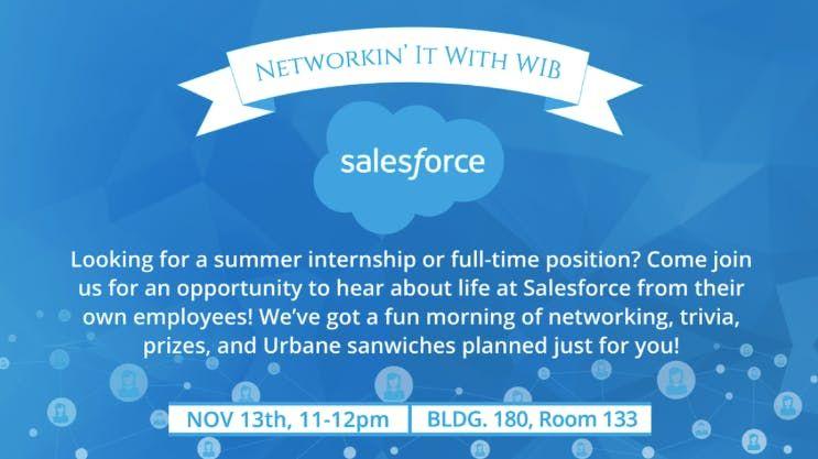 Networkin It With Salesforce | Olathe