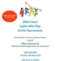 UFTON Tennis Tournament