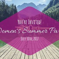 Womens Summer Party Brunch on a Houseboat