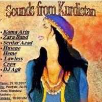 Sounds from Kurdistan
