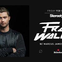 Frank Walker DJ Set at Celebrities