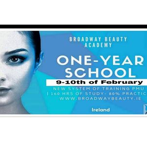 1 Year School of Permanent Make Up