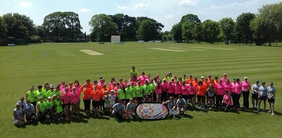 Kidderminster Womens Soft Ball Cricket Festival