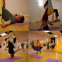 Introduction to Aerial Yoga with Morgan at Life Yoga