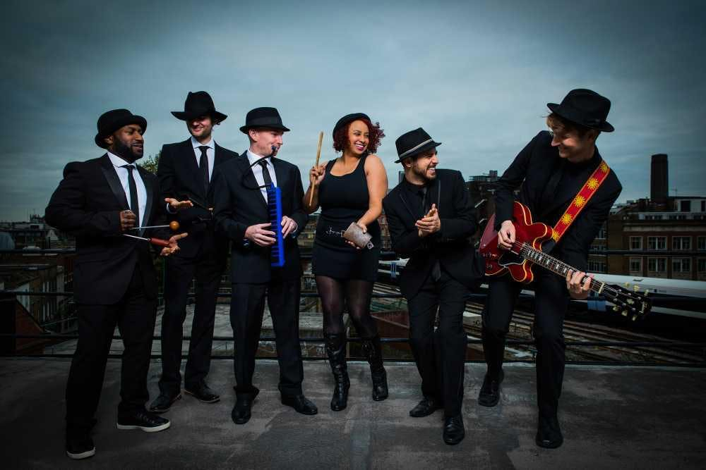 Soul Night with The Black Hat Band