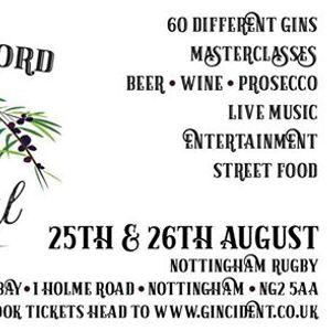West Bridgford Gin Festival