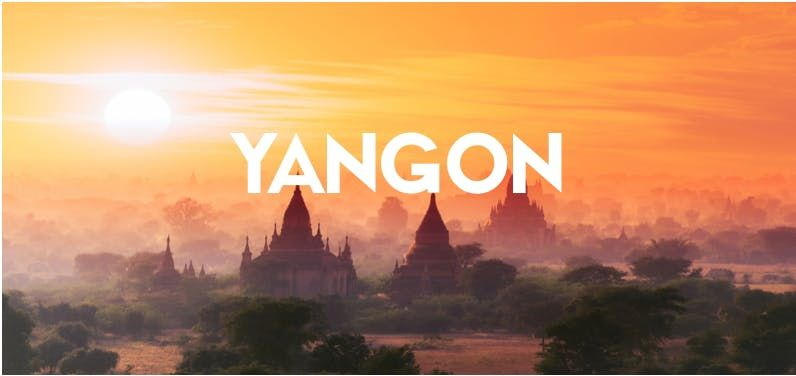 Building Global FinTech Connections Singapore with Yangon