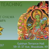 GREEN TARA Teaching By His Eminence Gyalwa Dokhapa