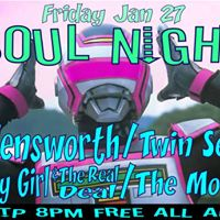 Allensworth Abby Girl &amp The Real Deal Twin Seas The Moan
