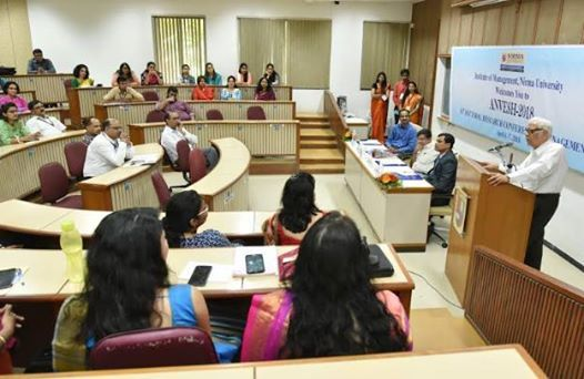 Anvesh- 15th Doctoral Research Conference on Management