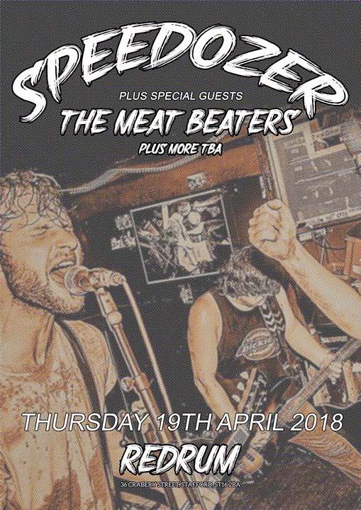 Speedozer Camulus and The Meat Beaters