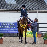 Westcroft Equestrian Autumn dressage Championship