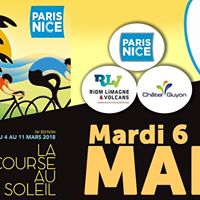 Arrive Paris-Nice  Chtel-Guyon
