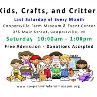 Kids Crafts and Critters