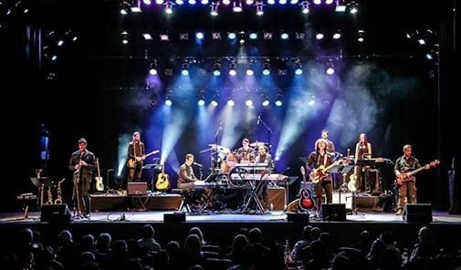 Classic Albums Live performs Supertramp - Crime of the Century