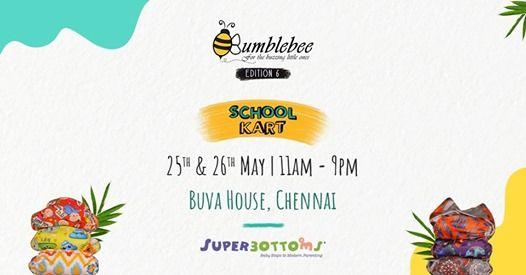 Bumblebee School Kart