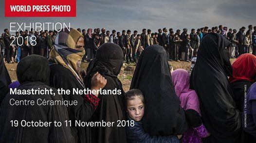 World Press Photo Exhibition 2018 Maastricht the Netherlands