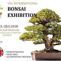 VIII. International Bonsai Exhibition